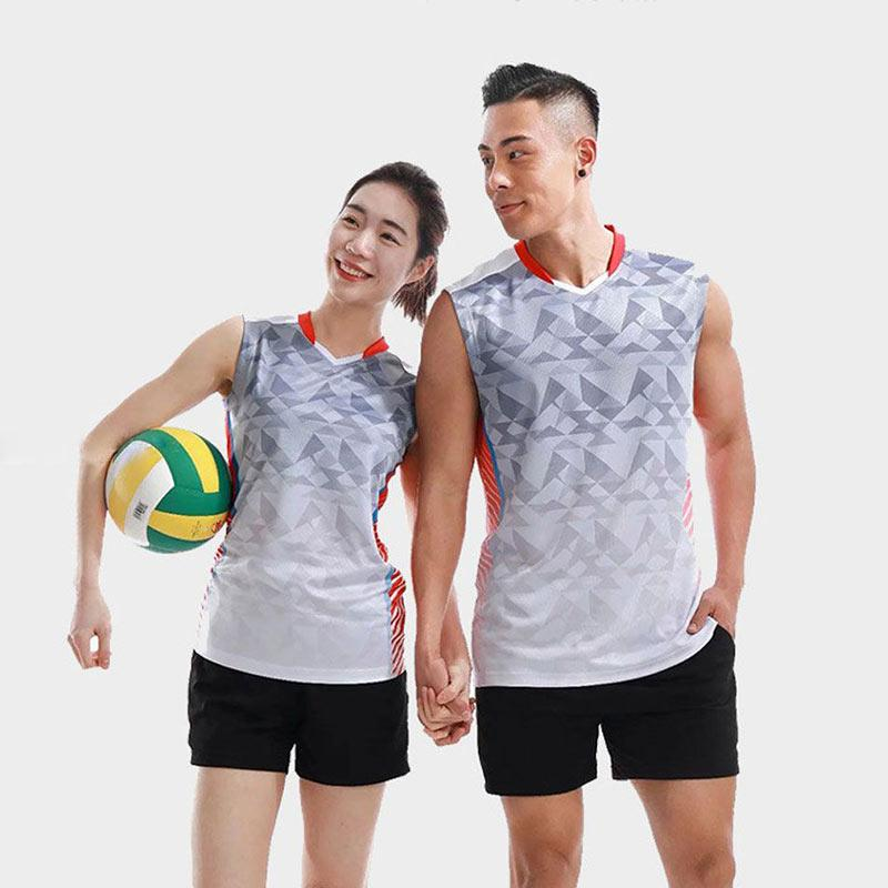 Jual Iit Breathable Volleyball Training Suit Sleeveless Top Shorts Set Quick Dry Sportswear Uniforms For Women Online Oktober 2020 Blibli Com