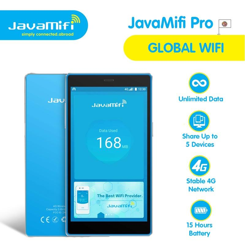 Jual Javamifi Pro Global Travel Wifi Unlimited 140 Countries Ownership Modem Online Desember 2020 Blibli