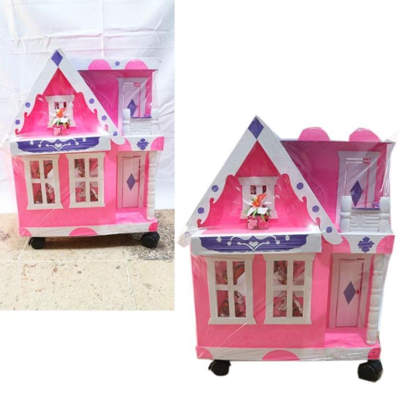 Jual Shiny Toys Set Mainan Anak Rumah Barbie Besar 55 X 35 X 65cm Online November 2020 Blibli Com