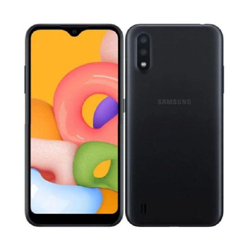 Samsung Galaxy A01 Black 16 GB