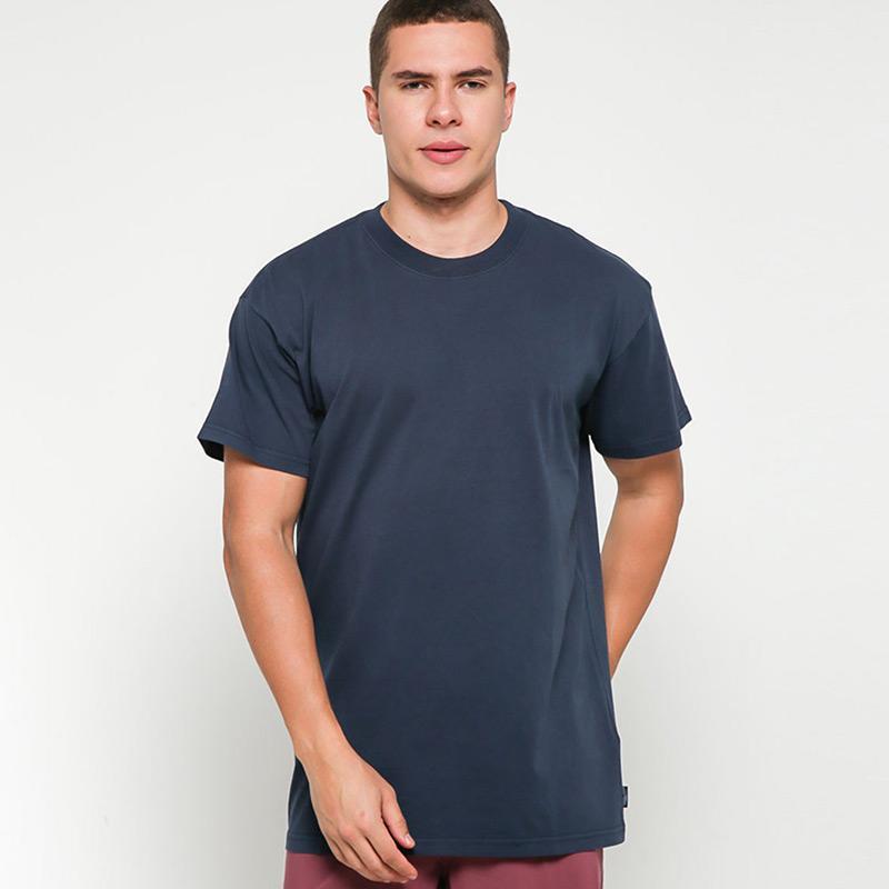 Billabong Premium Wave Wash Tee T-Shirt Pria - Navy [9572051 NAV]