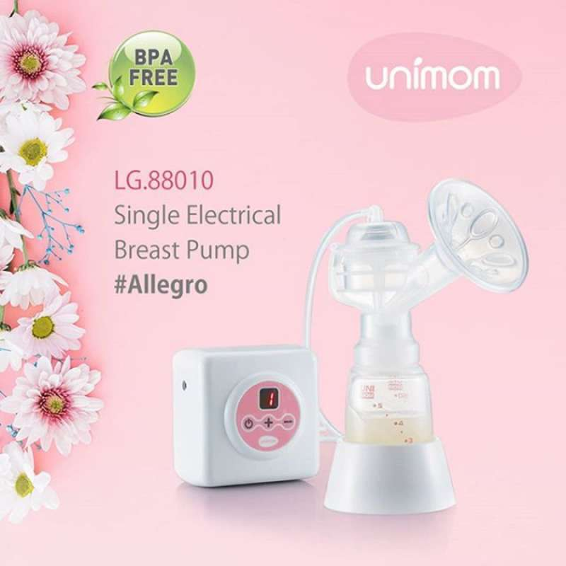 Unimom LG 88010 Allegro Electric Breast Pump