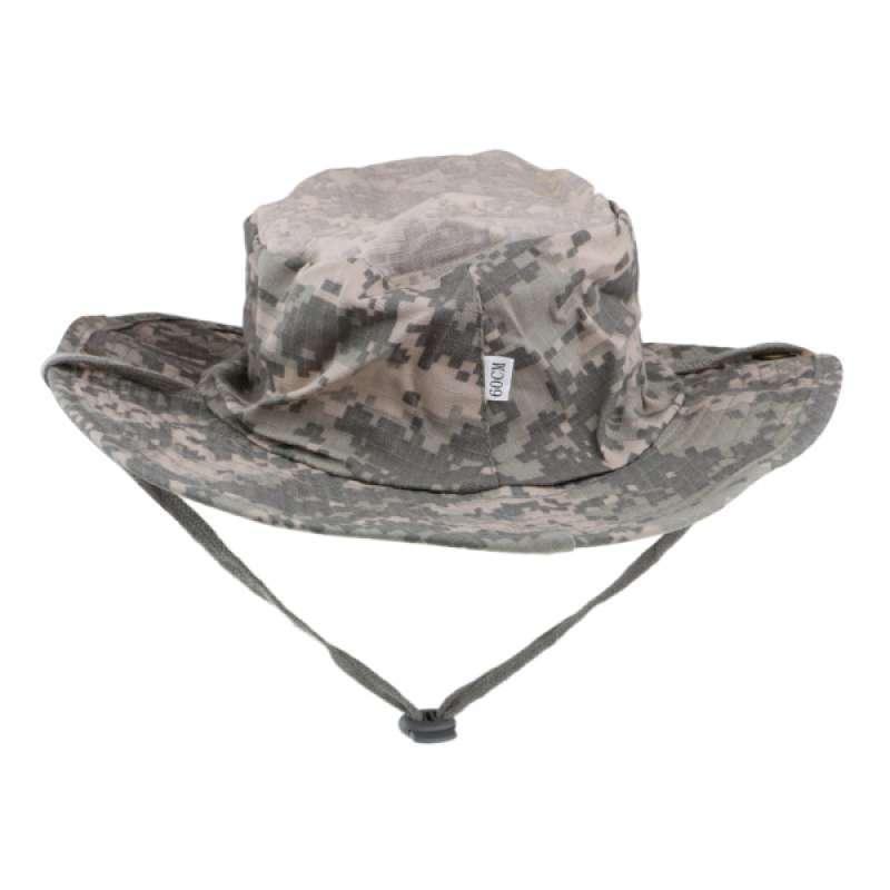Prettyia Hat Hunting Fishing Men Outdoor Camouflage Bucket Sun Hat Cap #2