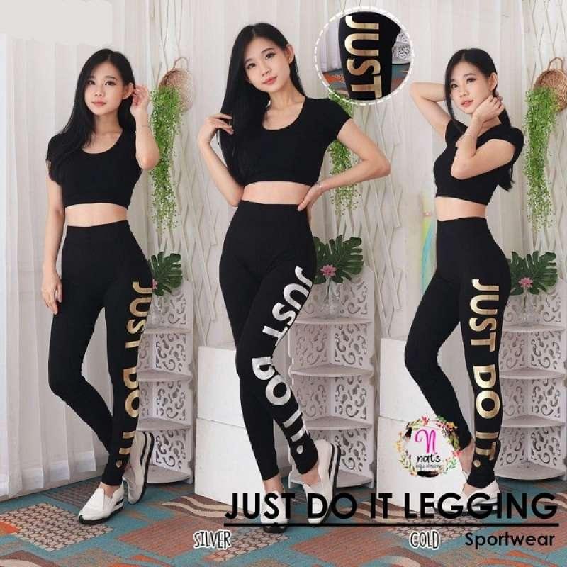 Jual Celana Senam Import Aerobic Legging Senam Yoga Legging Sport Fitness Online Oktober 2020 Blibli Com