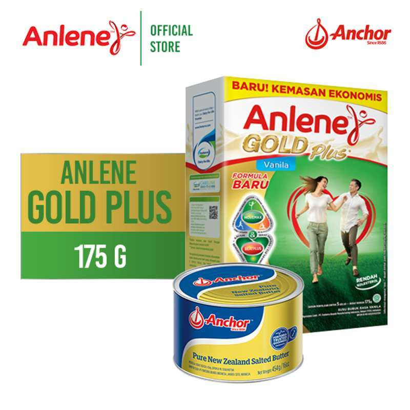 Anlene x Anchor Special Package