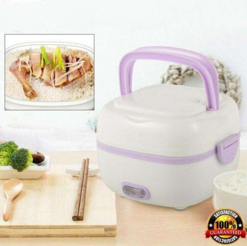 Jual Rice Cooker Mini Portable 2 Susun Egg Boiler Online November 2020 Blibli
