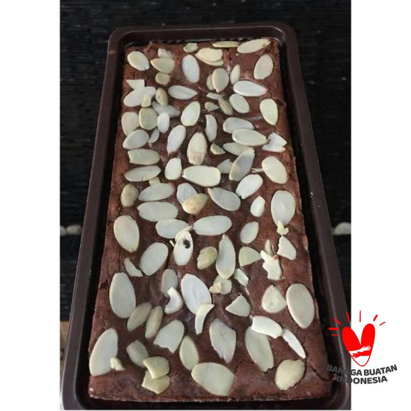 Lenz Cookies Brownies Almond 20 x 10cm