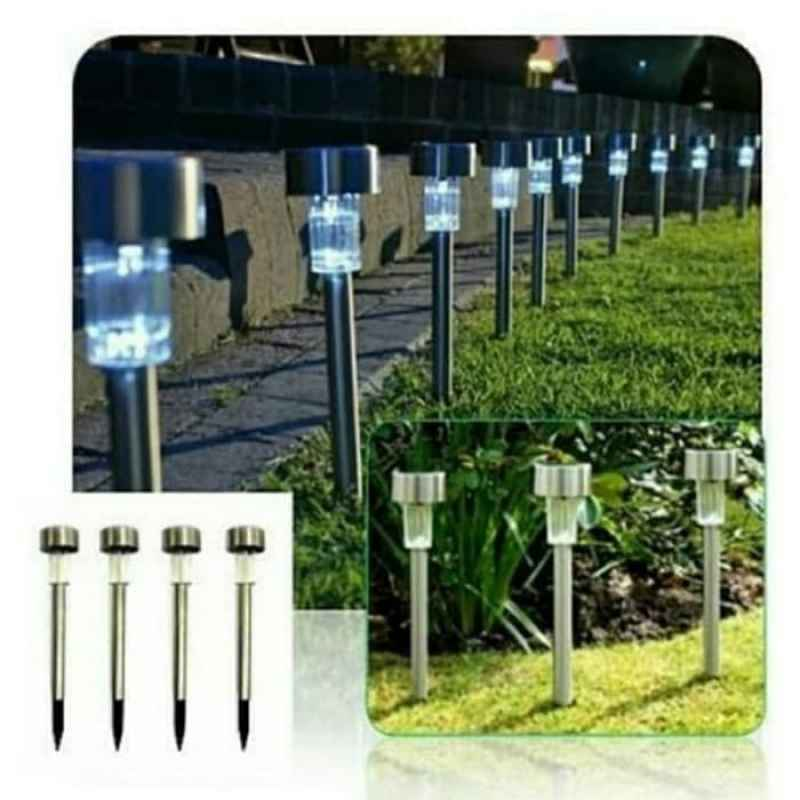 Jual Lampu Taman Tenaga Surya Matahari Light Led Solar Cell Grosir Murah Babebaba Online April 2021 Blibli