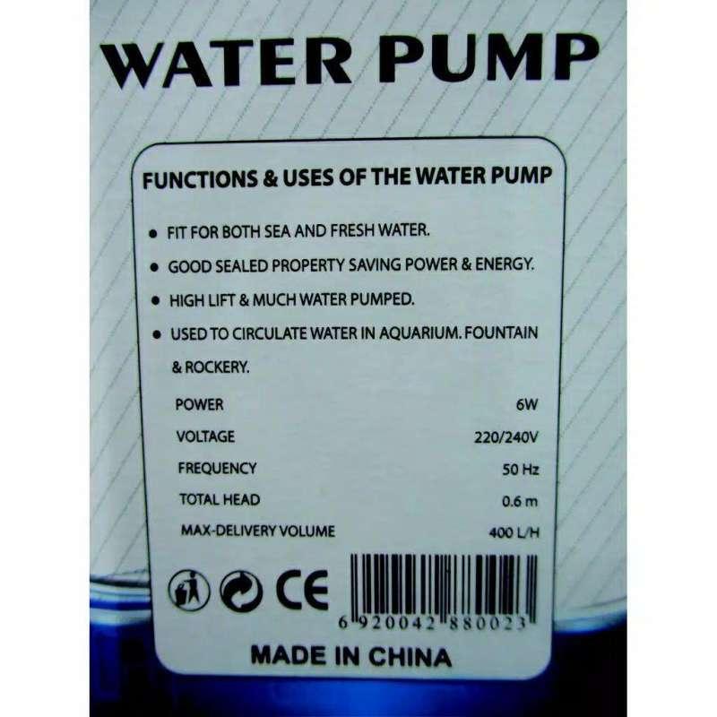 Jual Pompa Celup Mini Water Pump Aquarium Aquascape Yamano Sp 1000 Online Januari 2021 Blibli