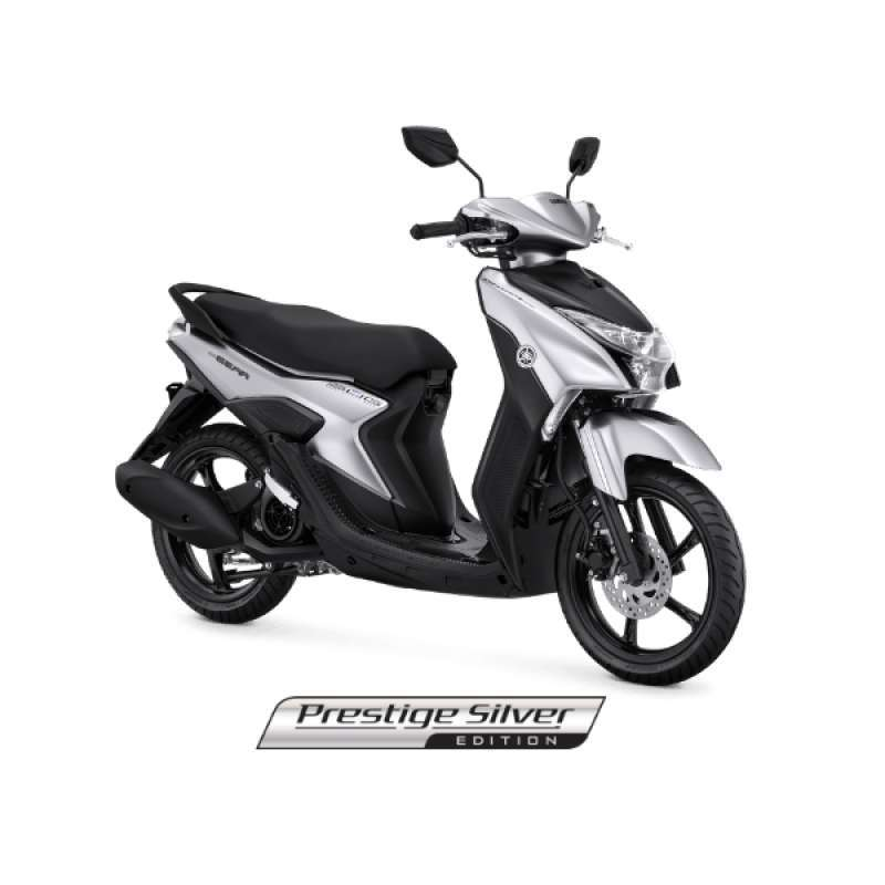 Yamaha Gear 125 125 S Version