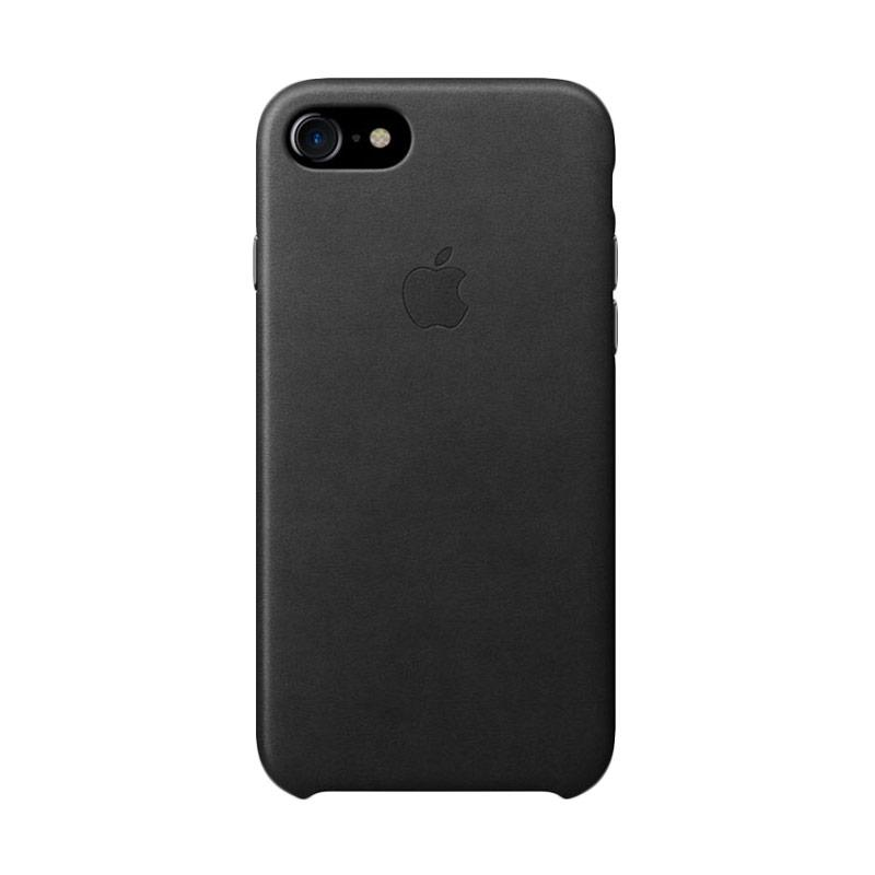Apple Original Leather Casing for iPhone 7 - Black