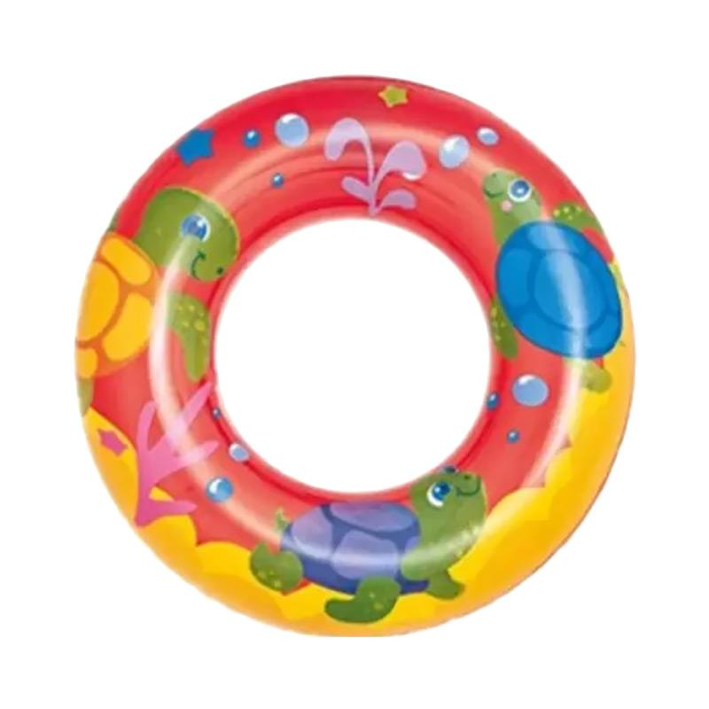 Bestway Sea Adventures Swim Ring Pelampung Anak - Merah
