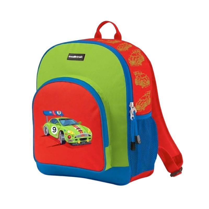 Crocodile Creek Car Kids Sized Backpack