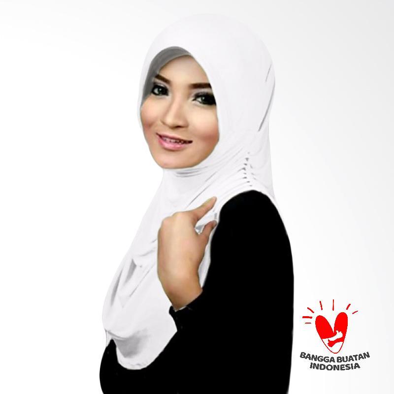 Milyarda Hijab Instant Rumana - Putih