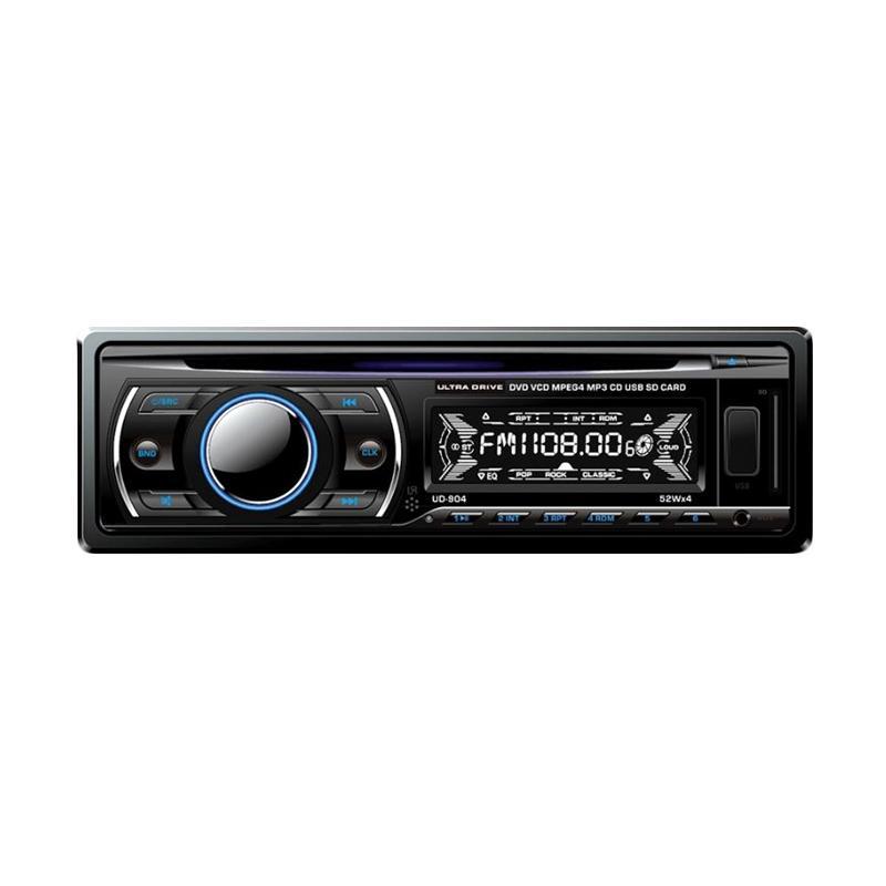 harga Ultra Drive Ud-904 Single Din Dvd Player Blibli.com