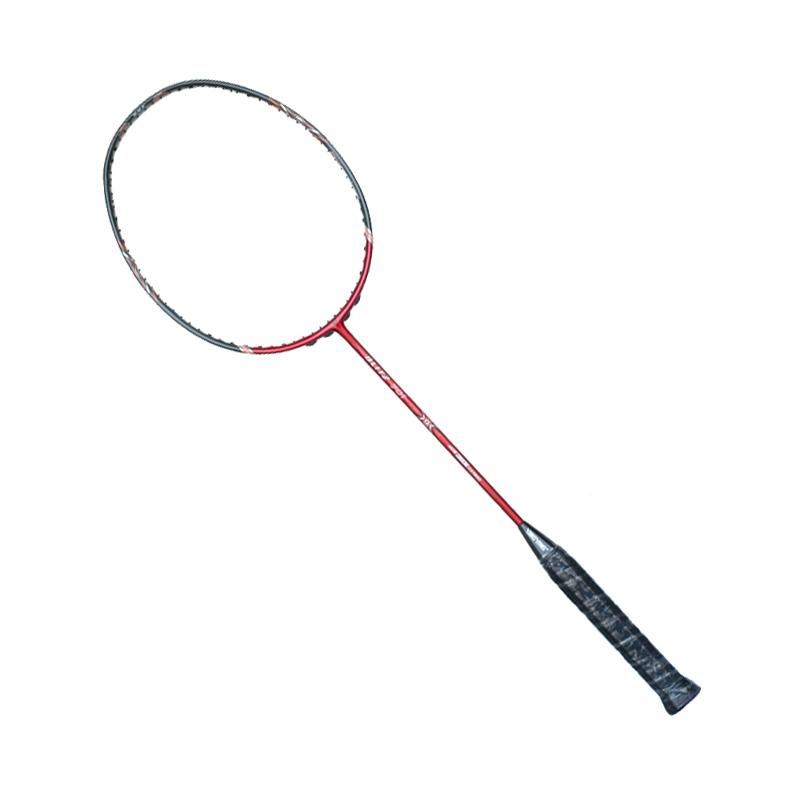 Yang Yang Blitz 701 Raket Badminton - Red Black