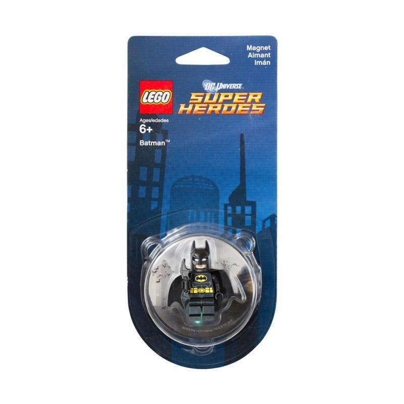 LEGO 850664 DC Universe Super Heroes Magnet : Batman Mainan Block & Puzzle