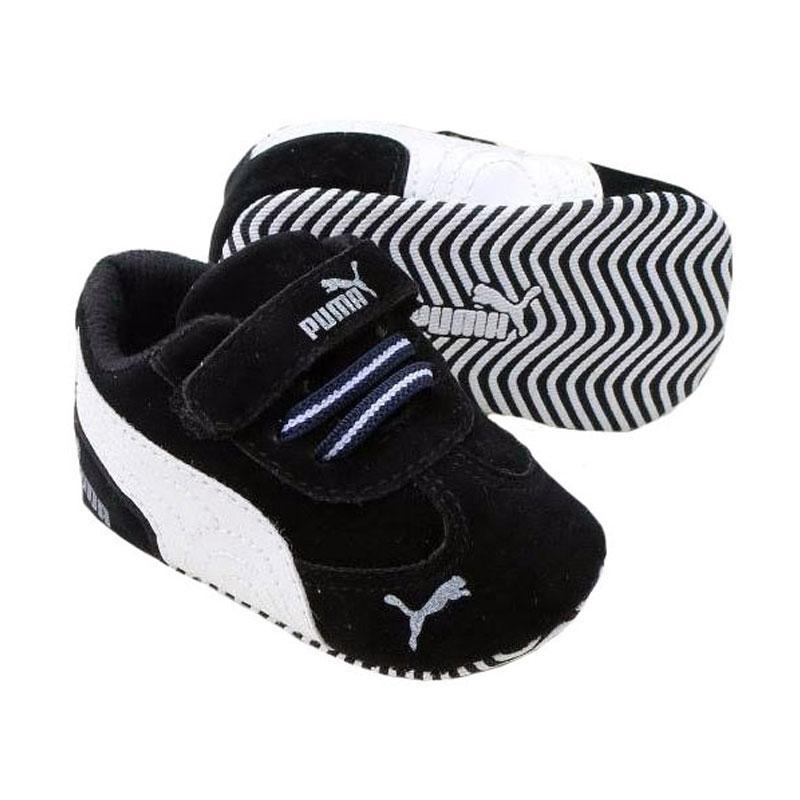harga Prewalker Puma Sepatu Bayi - Black White Blibli.com cade254919