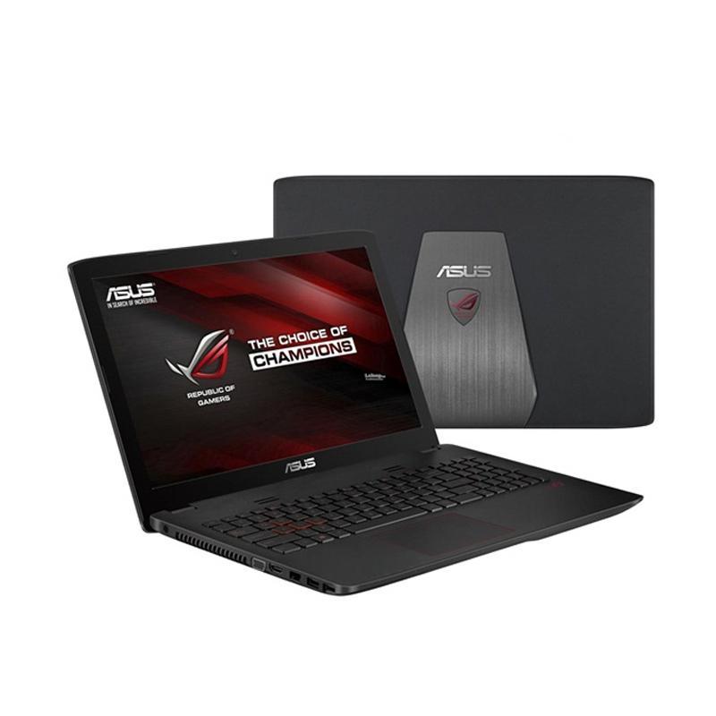 Asus GL552V Notebook [i7-7700HQ/8GB/1TB/GTX950MX 4GB/15.6 Inch FHD/Win10] - 9308308 , 15954851 , 337_15954851 , 12190000 , Asus-GL552V-Notebook-i7-7700HQ-8GB-1TB-GTX950MX-4GB-15.6-Inch-FHD-Win10-337_15954851 , blibli.com , Asus GL552V Notebook [i7-7700HQ/8GB/1TB/GTX950MX 4GB/15.6 Inch FHD/Win10]