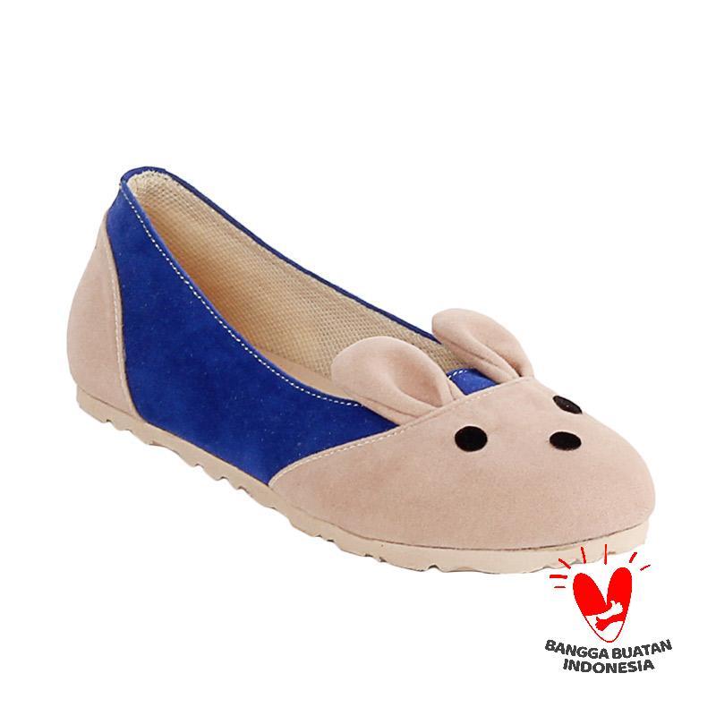 Blackkelly LRK 354 Bethany Sepatu Flat Anak