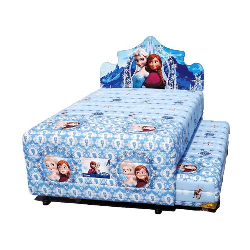 harga FCENTER Bigland 2in1 Sorong Frozen Set Springbed [Full Set] Khusus PULAU JAWA*) Blibli.com