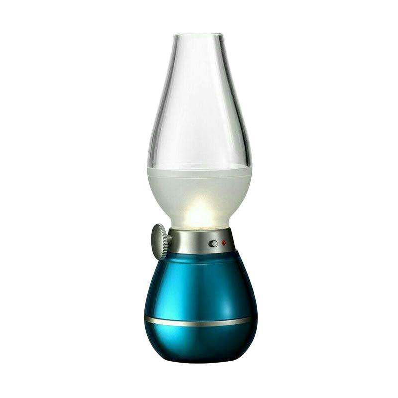 Gudang Lampu Sensor Tiup Lentera LED