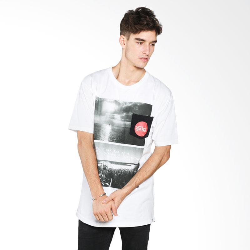 Hurley AMTSJJFP-10A John Man T-shirt - White Extra diskon 7% setiap hari Extra diskon 5% setiap hari Citibank – lebih hemat 10%