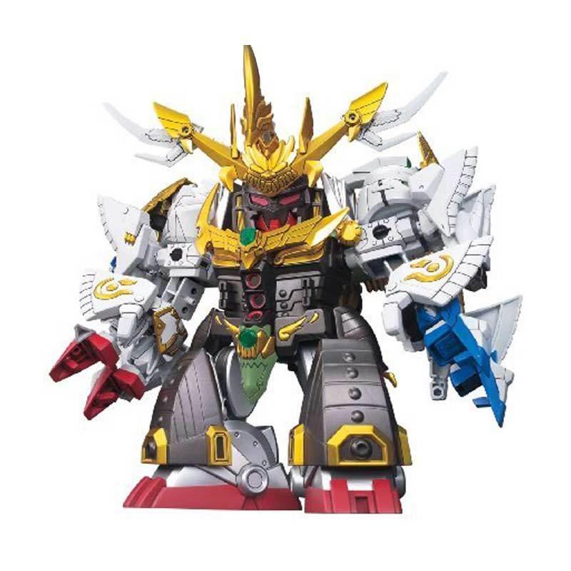 Bandai SD BB 352 Senjin Gasshin Shu Gundam Model Kit