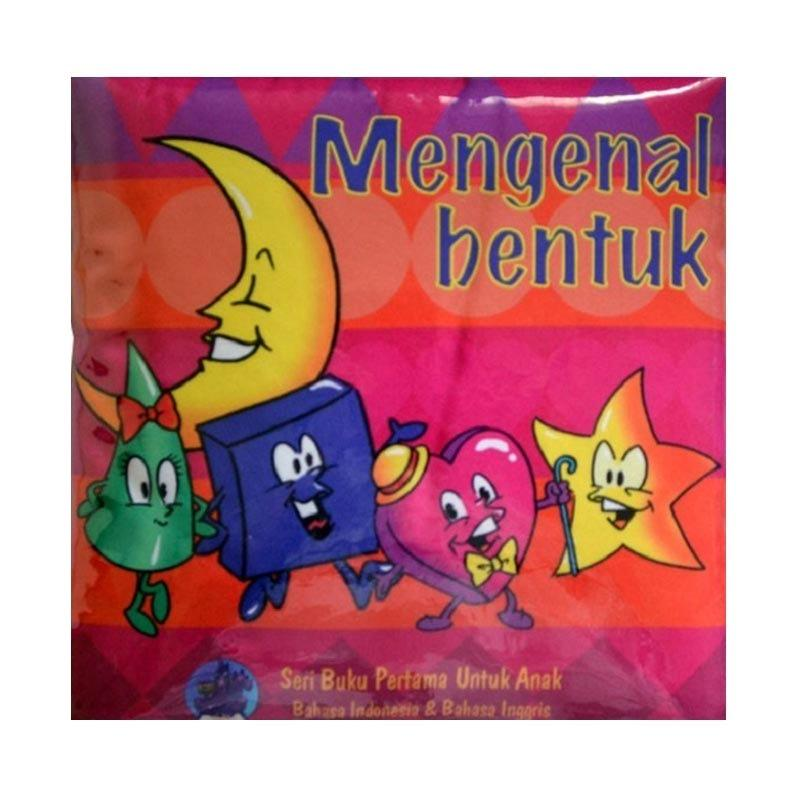 Buku Kainku Mengenal Bentuk Mainan Anak