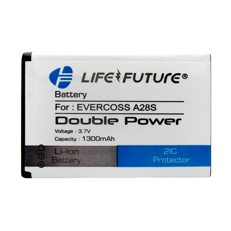 LF Double Power Battery for Evercoss A28s/A7t+/Bp3l
