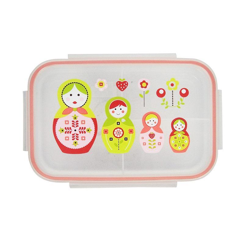 Sugar Boogar Gopd Girl Lunch Box - Pink