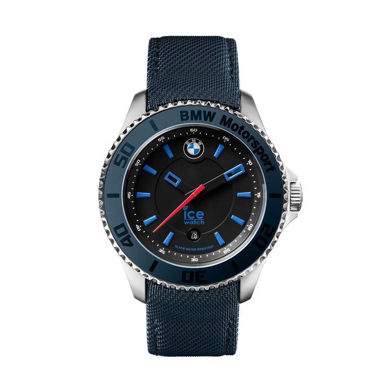 harga Ice Watch BM.BLB.B.L.14 BMW by IW - Big Dark & Light Blue Blibli.com