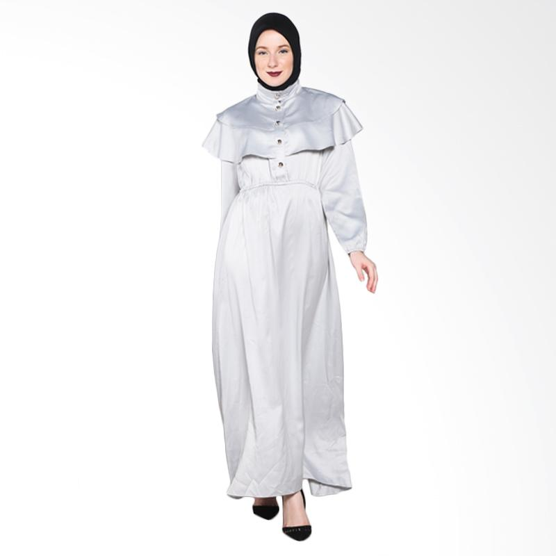 Rauza Rauza Medallion Dress - Silver