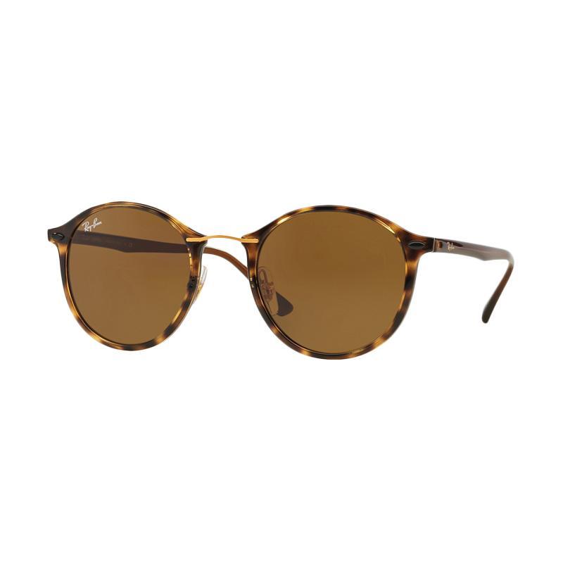 Ray-Ban RB4242 710-73 Sunglasses - Havana (Size 49 / Brown]