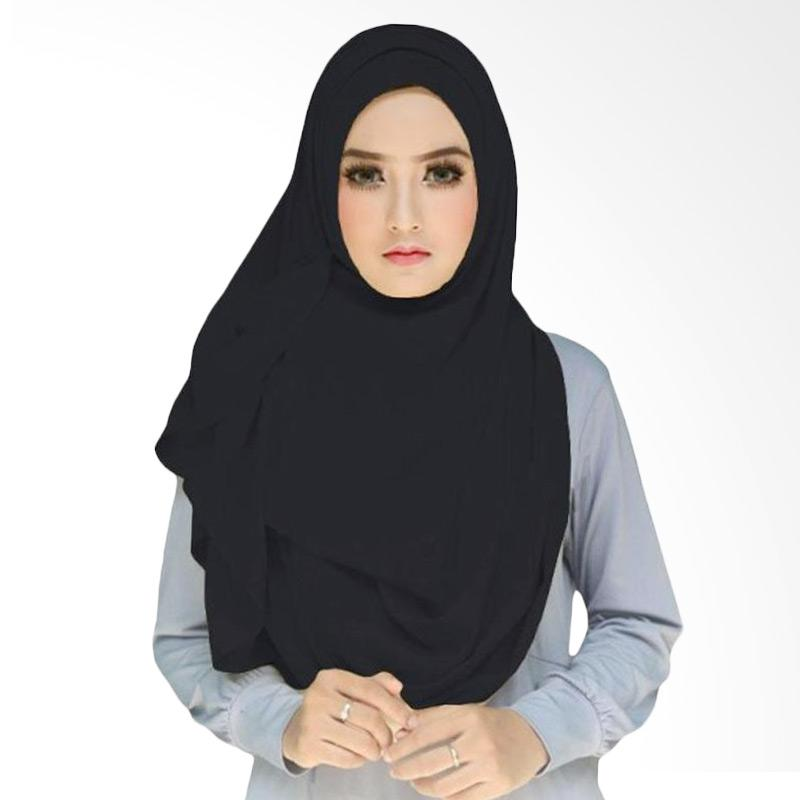 Kus group Hijab Tazkia Kerudung - Hitam