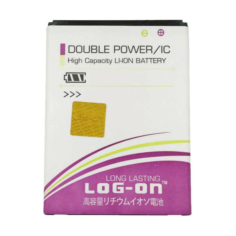 Log On Double Power Battery for Advan S5E [3100 mAh]