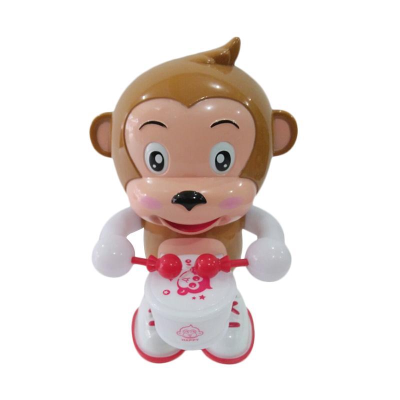 harga Purnama Jaya Happy Monyet Mainan Anak Blibli.com