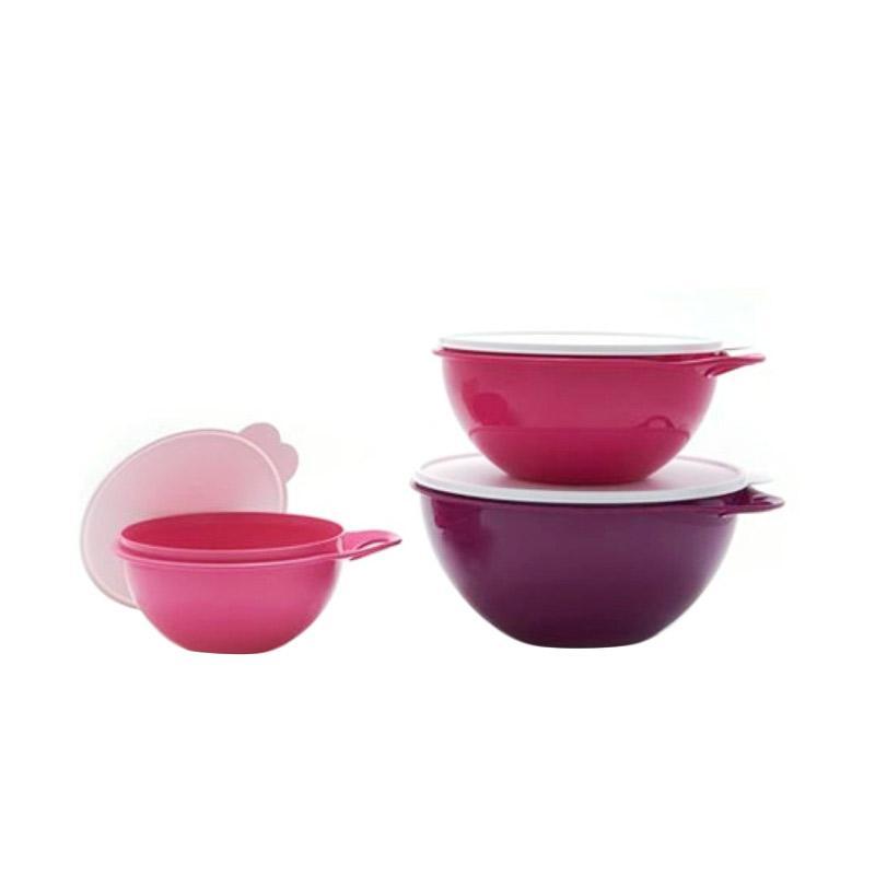 harga Tupperware Mixing Bowl [3 pcs] Blibli.com