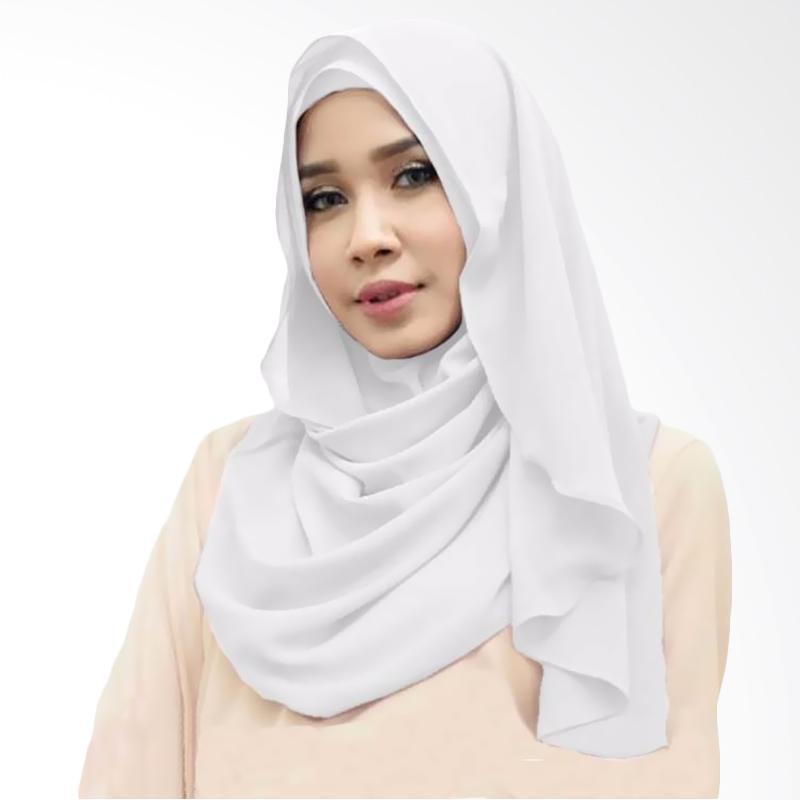 Kus Group Orchid Hijab Instant - Putih