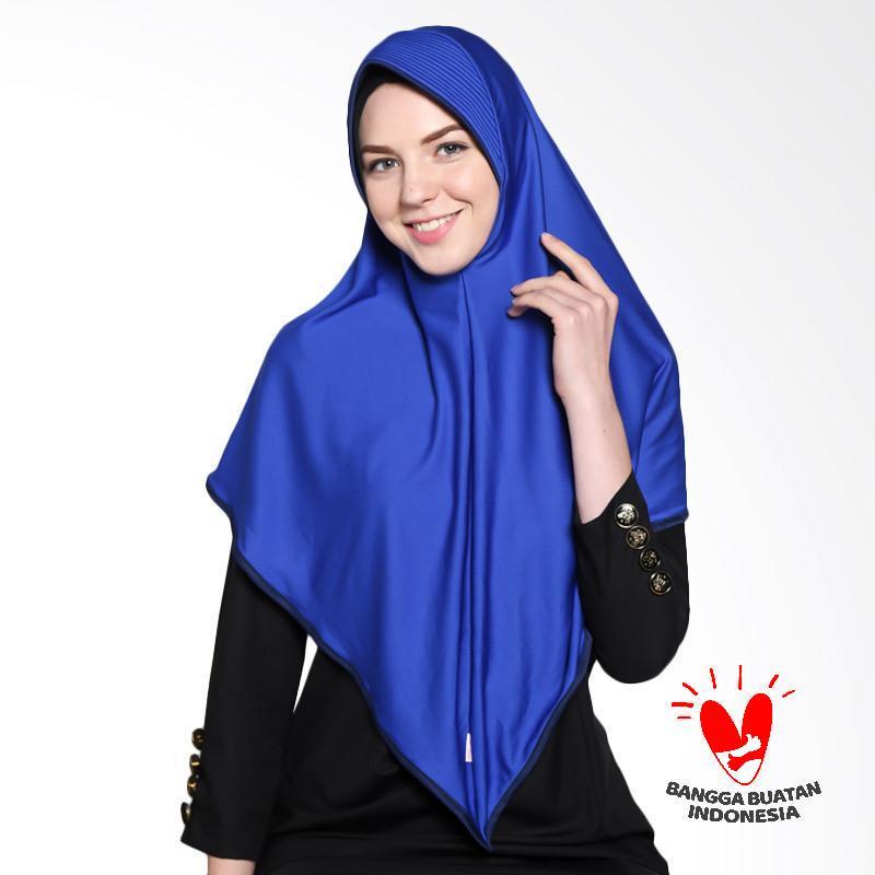 Jual Syuqira Hijab Bergo Segitiga Benhur Dongker Online November 2020 Blibli Com