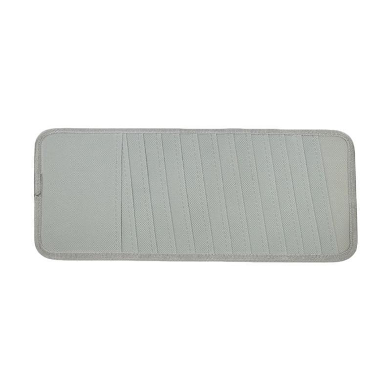 harga Winner Universal Sun Visor CD Case - Grey Blibli.com