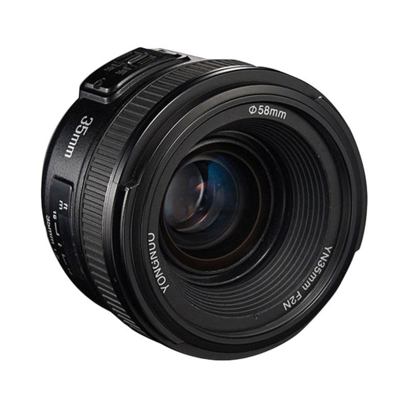 Yongnuo Lens YN 35mm f/2 Wide Angle Prime for Nikon