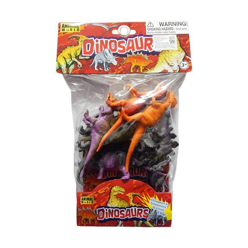 Animal World Animal Figure - Dinosaurs