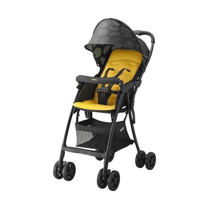 Aprical Stroller Bayi Magical Air Plus - Yellow