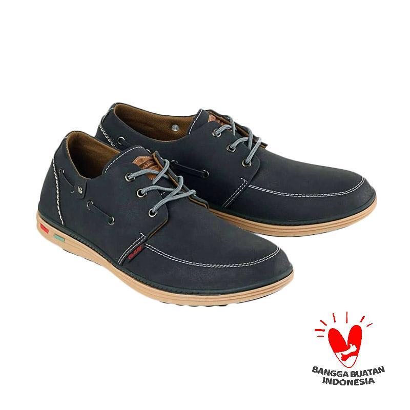 Blackkelly LSA 511 Sepatu Kasual Pria - Navy
