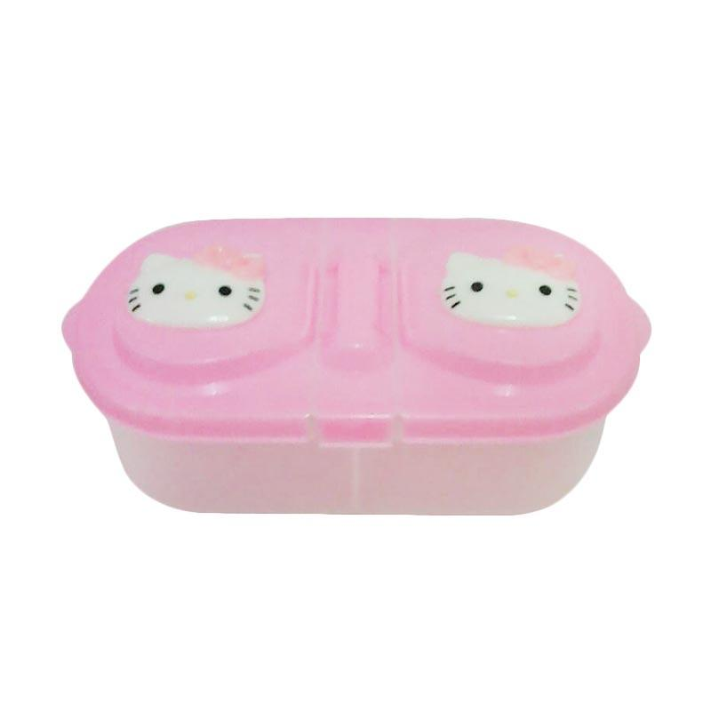 Hello Kitty HK Head Tempat Bumbu - Pink