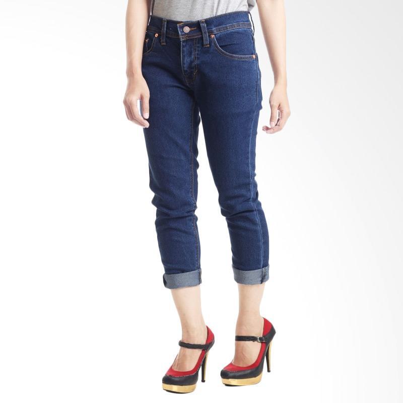 Kus_group Celana Jeans Wanita - BlueWash