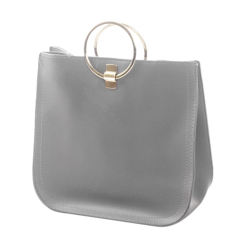 harga Paroparoshop Stefi Slingbag - Grey Blibli.com