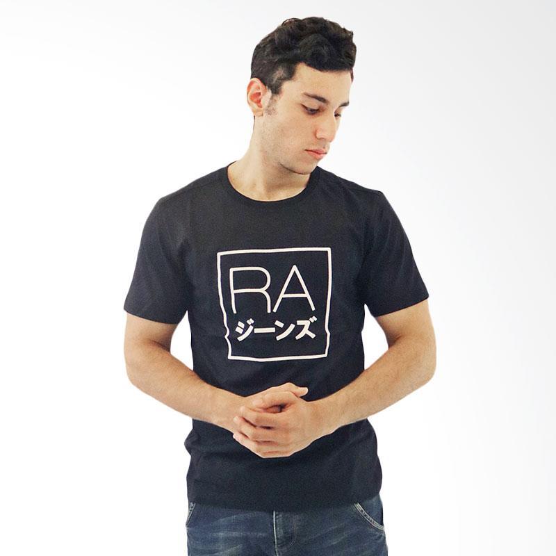 RA Jeans Square RAM 5 110B SS T-Shirt - Hitam Extra diskon 7% setiap hari Extra diskon 5% setiap hari Citibank – lebih hemat 10%