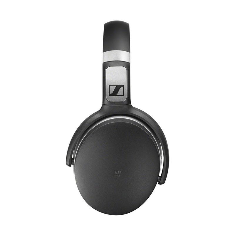 Black Sennheiser HD 4.50 Bluetooth Wireless Headphones HD4.50 BTNC